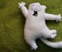 Подушка-игрушка кот Саймон своими руками