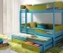 Какой должна быть трехъярусная кровать