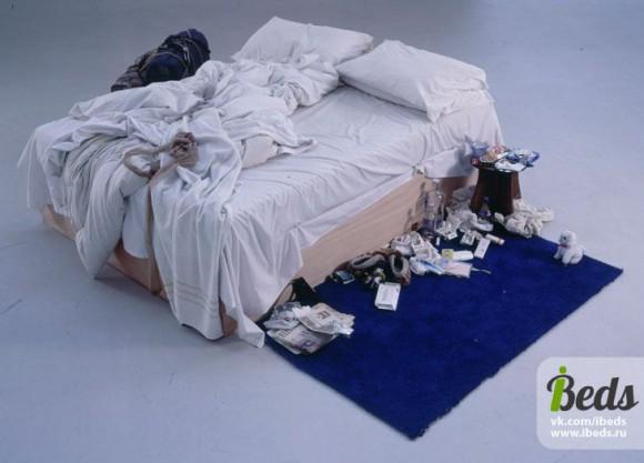 Самая креативная кровать