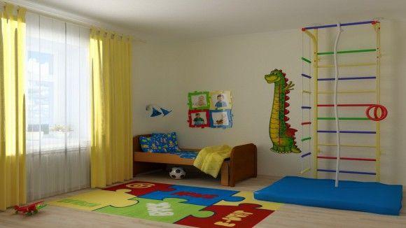 Минимализм в детской