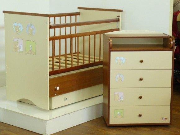 Кровать-трансформер для детей