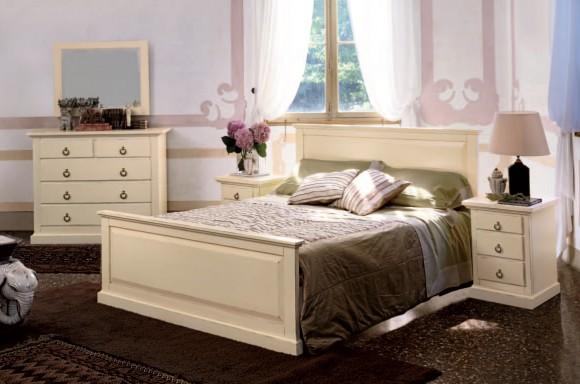 Двуспальная кровать без ноже