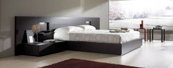 что нужно знать о кровати-подиуме