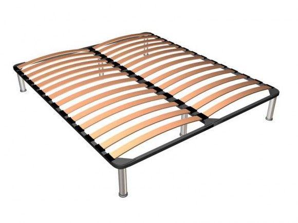 ламели, правильный каркас кровати