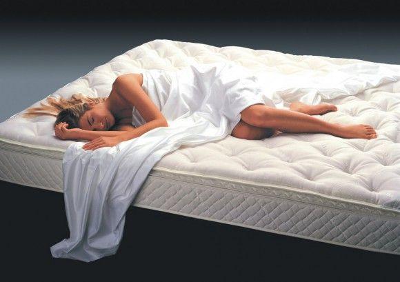 Здоровый сон на ортопедическом матрасе