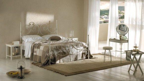 Кровать металлическая для двоих