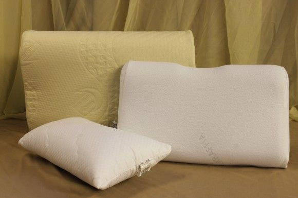 Как выбрать ортопедическую подушку