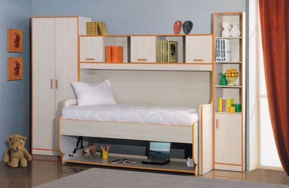 Подростковая шкаф-кровать