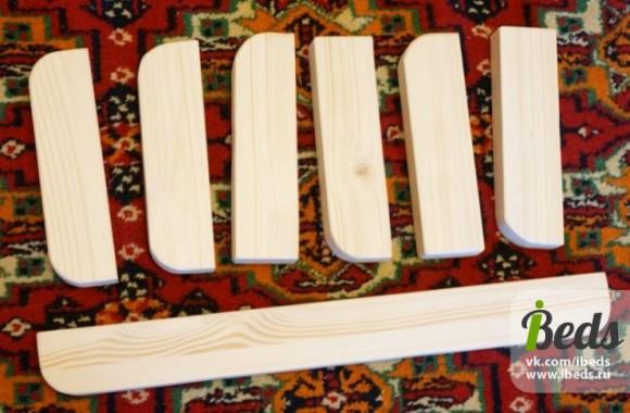 Ножки для детской кроватки