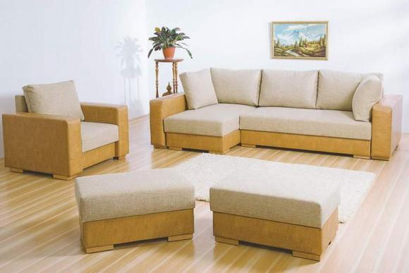 Светлая мебель для вашей квартиры