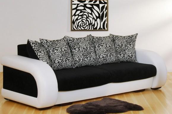 Элегантный диван для комнаты