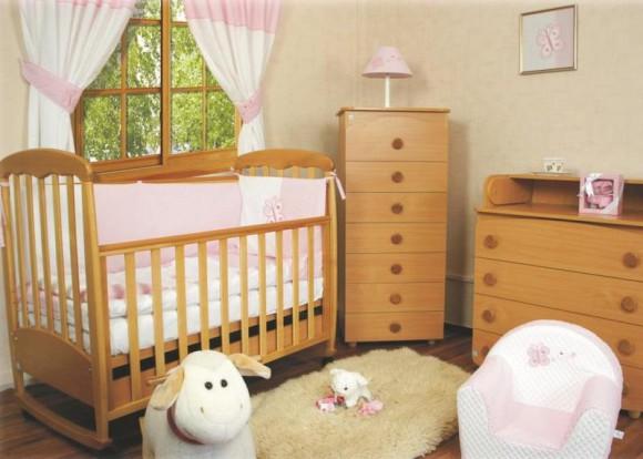 Уход за детскими кроватями