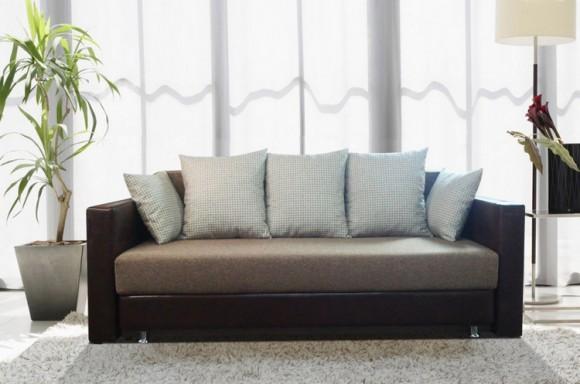 Симпатичный диван книжка