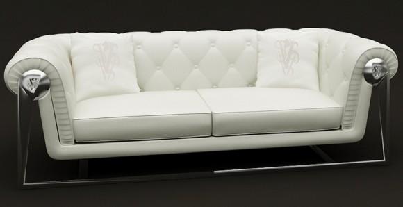 Стильный диван для дома