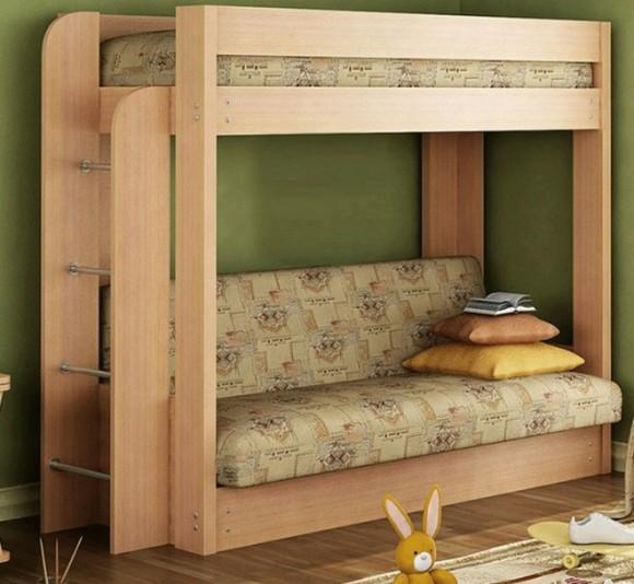 Два спальных места в одном