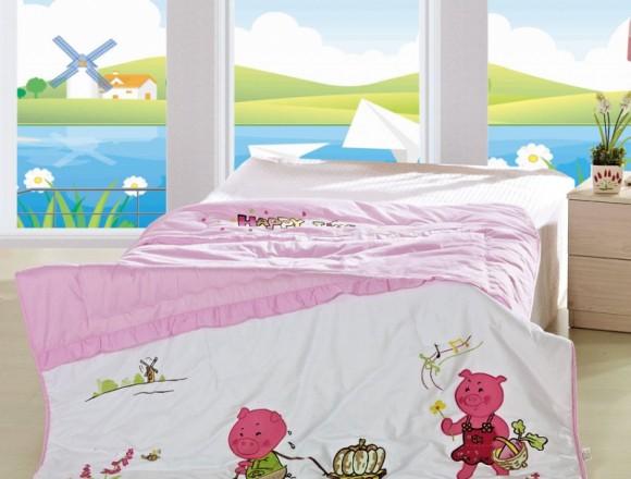 Удобное детское одеяло