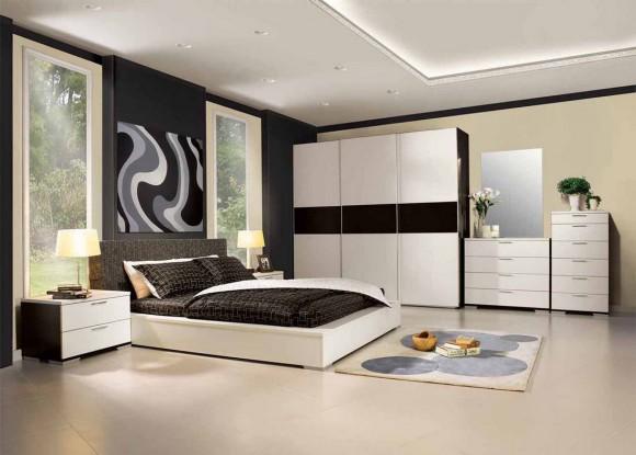 Красивая спальня модерн