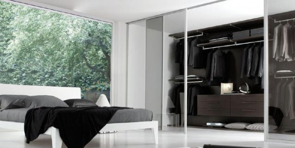 Гардеробная комната вместо шкафа