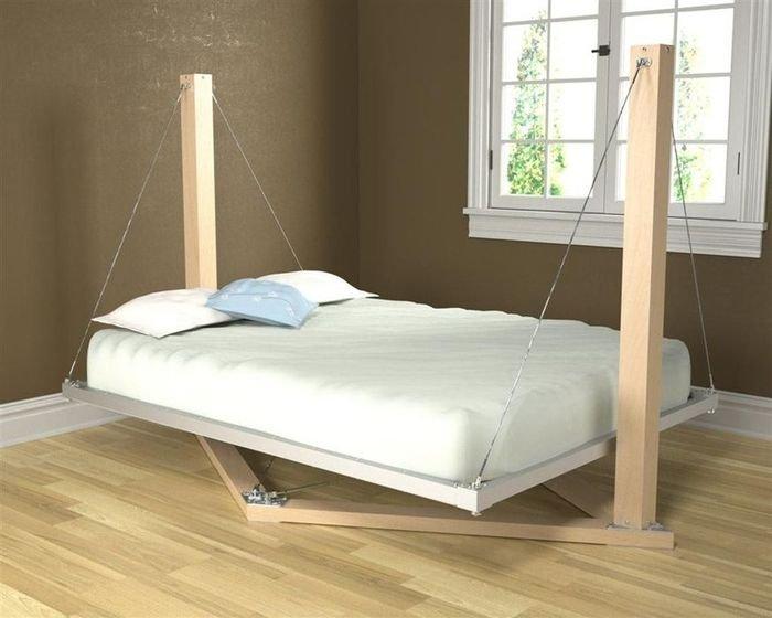 использование кроватей качалок