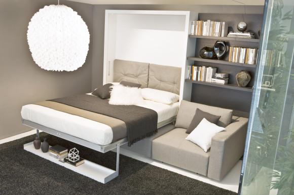 Раскладная кровать шкаф трансформер