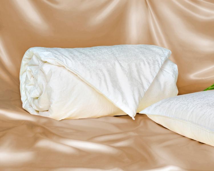 Шелковое всесезонное одеяло