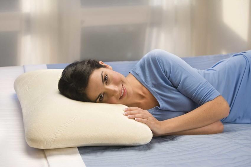 Выбор подходящей подушки важен для вашего сна