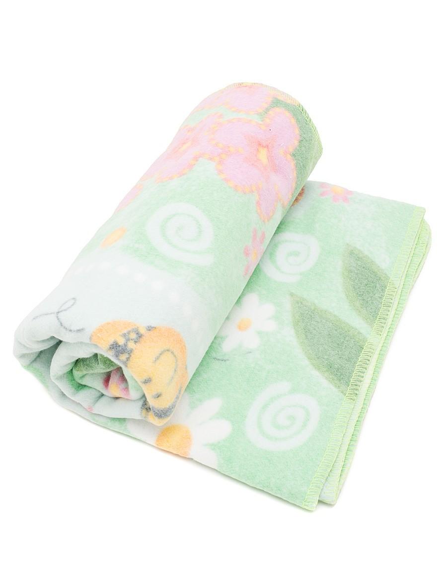 одеяло с милым узором