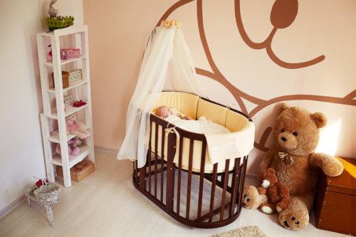 Спальня для малыша
