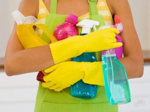 Чем чистить